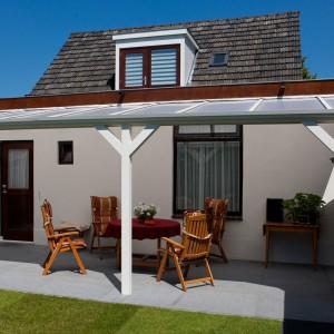 Alu-Terrassendach TD 601 stilvoll für den anspruchsvollen Kunden